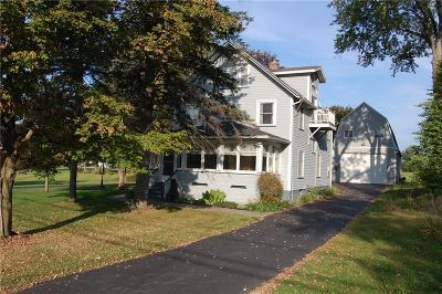 Byron Single Family Home A-Active: 6907 Route 237