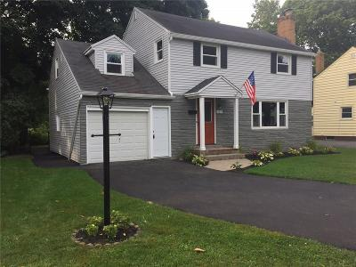 Irondequoit Single Family Home A-Active: 109 Armstrong Avenue