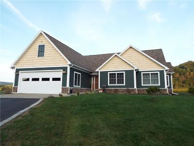 Allegany Single Family Home A-Active: 1638 Four Mile Road