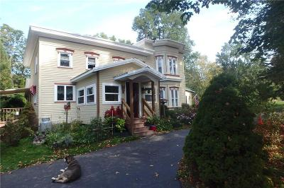 Single Family Home For Sale: 1275 State Route 104a