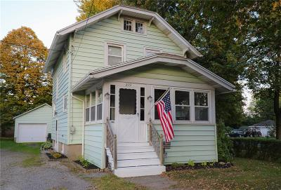 Single Family Home A-Active: 279 North Pleasant Street
