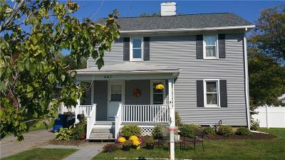 Single Family Home C-Continue Show: 467 North Main Street