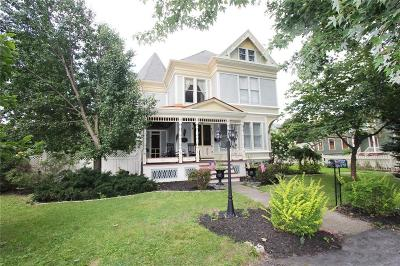 Seneca Falls Single Family Home A-Active: 77 State St