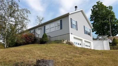 Steuben County Single Family Home A-Active: 7778 Whitehead Hill Road