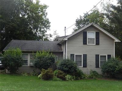 Victor Multi Family 2-4 A-Active: 7823 Main Street Fishers Street