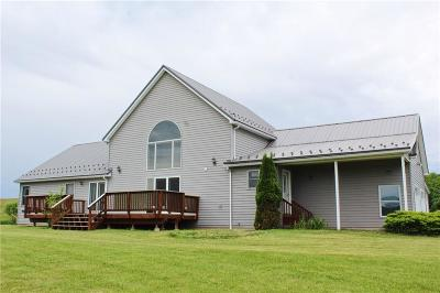 Ossian NY Single Family Home A-Active: $244,900