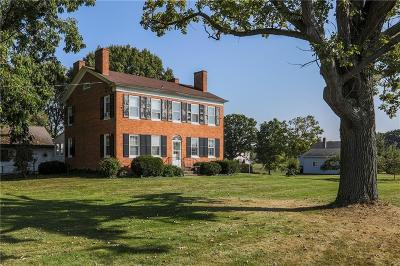 Wheatland Single Family Home A-Active: 1482 North Road