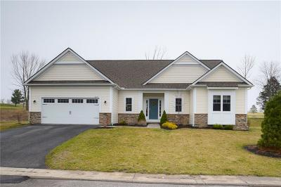 Ontario County Single Family Home A-Active: 6037 Medalist Lane