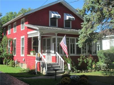 Albion Single Family Home A-Active: 216 North Main Street