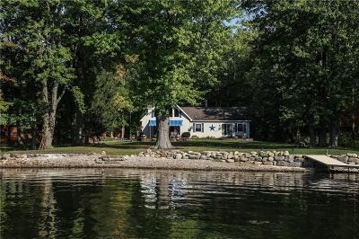 Ontario County Single Family Home A-Active: 6160 East Lake Road