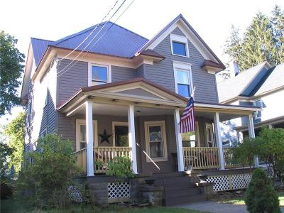 Single Family Home A-Active: 406 West Miller Street