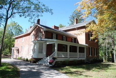 Wheatland Single Family Home A-Active: 4373 River Road