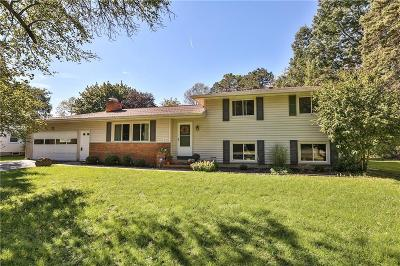Penfield Single Family Home A-Active: 1863 Baird Road
