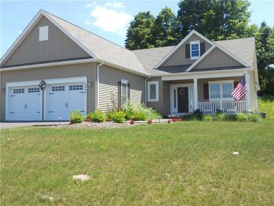 Victor Single Family Home A-Active: 6969 Silverton Glenn