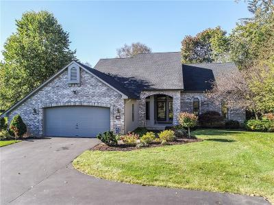 Pittsford Single Family Home A-Active: 2 Bridge Water Court #PVT
