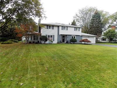 Pittsford Single Family Home A-Active: 118 Pickwick Drive