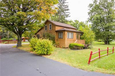 Penfield Single Family Home A-Active: 586 Plank Road