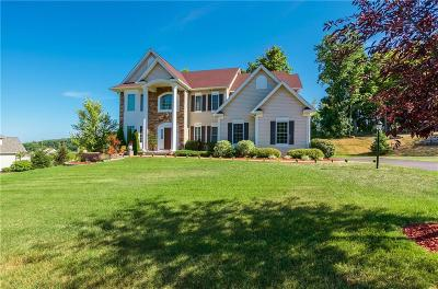 Victor Single Family Home A-Active: 319 Franlee Lane