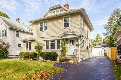Rochester Single Family Home A-Active: 214 Harding Road