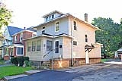 Rochester Single Family Home A-Active: 153 Barberry
