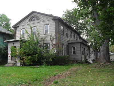 Waterloo Single Family Home A-Active: 131 East Main Street
