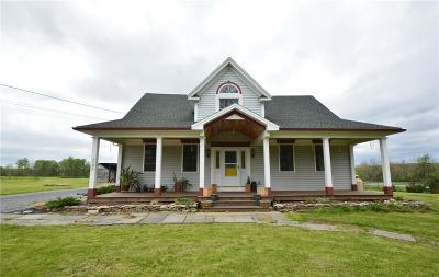 Single Family Home A-Active: 1136 South Stafford Road