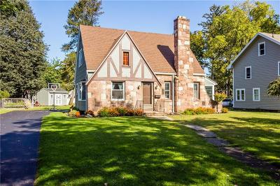 Irondequoit Single Family Home A-Active: 200 Hermitage Road