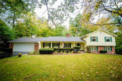 Pittsford Single Family Home A-Active: 3 Wood Gate