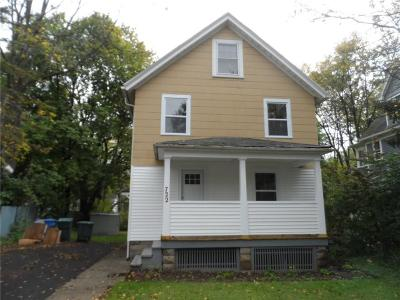 Rochester Single Family Home A-Active: 722 Thurston Road