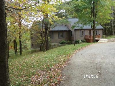 Ontario County Single Family Home A-Active: 5215 South Hill Rd