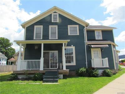 Allegany Single Family Home A-Active: 7 North 2nd Street