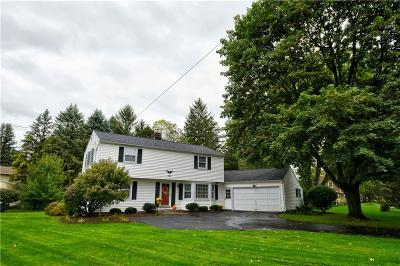 Pittsford Single Family Home A-Active: 309 Thornell Road