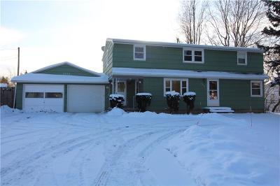 Monroe County Single Family Home A-Active: 2375 Spencerport Road