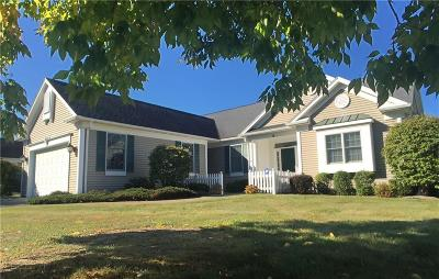 Pittsford Single Family Home A-Active: 16 South Oakfield Way #PVT