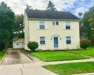 Irondequoit Single Family Home A-Active: 85 Queensboro Road
