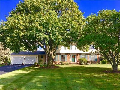 Pittsford Single Family Home A-Active: 10 South Pittsford Hill Lane