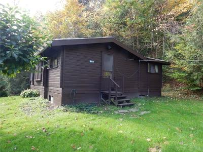 Livingston County Single Family Home A-Active: 8730 Lawrence Gull Road