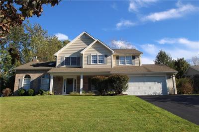 Victor Single Family Home A-Active: 1120 Burlington Road