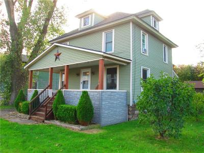 Williamson Single Family Home A-Active: 6421 State Route 21