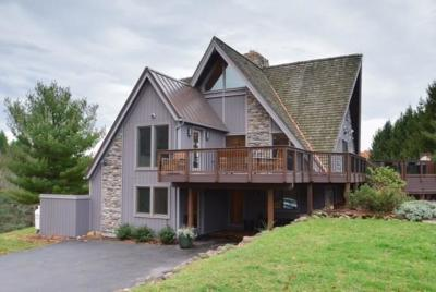 Victor Single Family Home A-Active: 135 Baker Road