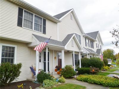 Livonia Condo/Townhouse A-Active: 38 Old Meadow Court