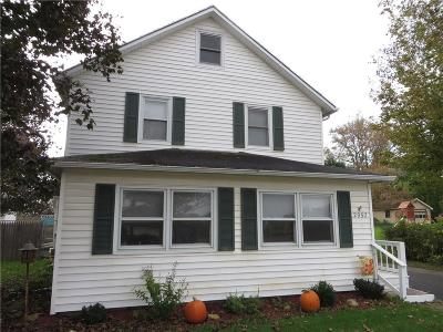 Livingston County Single Family Home A-Active: 2992 Cuylerville Road