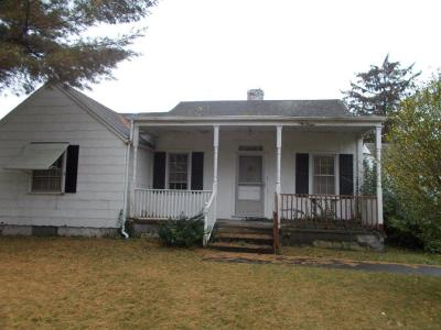 Livingston County Single Family Home A-Active: 6434 Sonyea Road