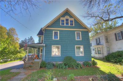 Single Family Home Sold: 215 West Main Street