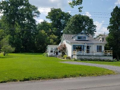 Single Family Home A-Active: 2896 Lower Lake Road