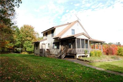 West Union NY Single Family Home A-Active: $199,900