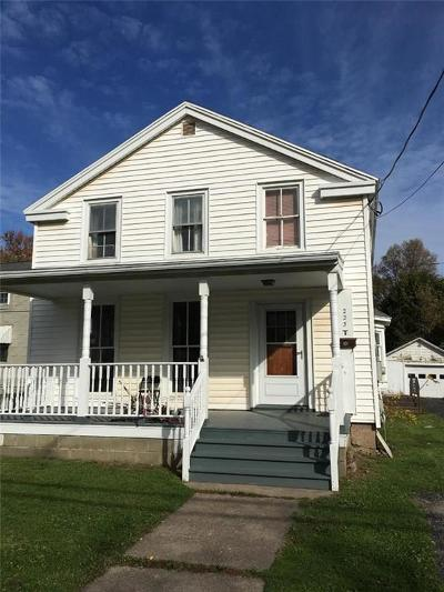 Albion Single Family Home A-Active: 223 East State Street East
