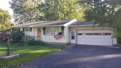 Monroe County Single Family Home A-Active: 1261 Weiland Rd Road