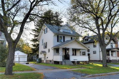 Rochester Single Family Home A-Active: 848 Thurston Road