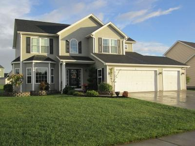 Livingston County Single Family Home A-Active: 5728 Eleni Court